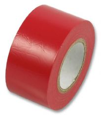 PRO POWER SH89RD  Ins Tape 50Mm X 33M Red